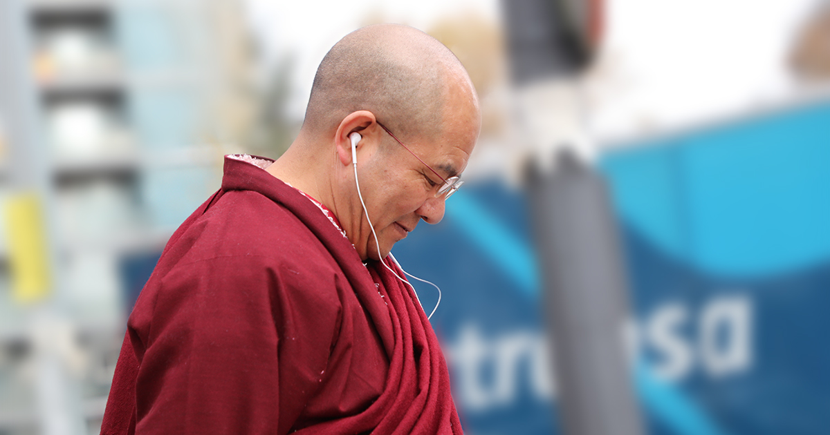 Com-1.Equalizing Ourselves and Others—the Fundamental Practice of Bodhicitta